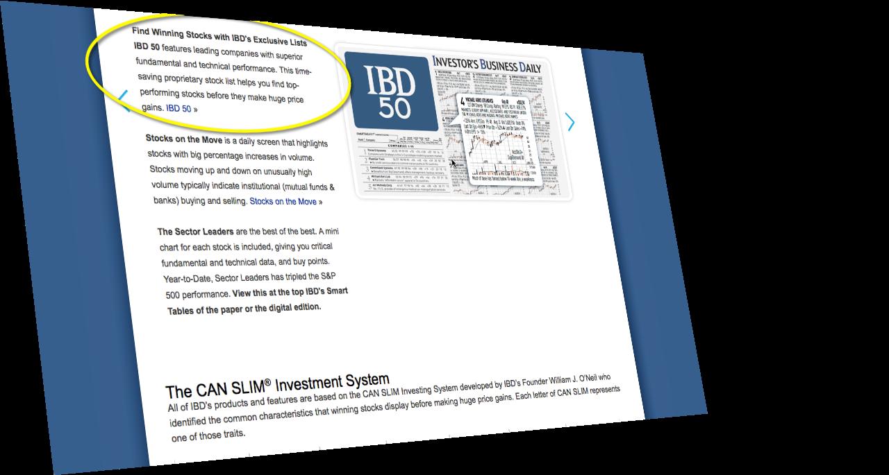 IBD top 50 Webinar July