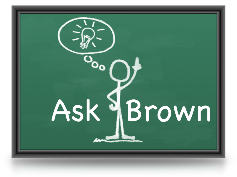 Ask Brown – S&P 500 Question from Twitter