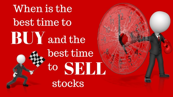 When is the best time to buy or sell a stock