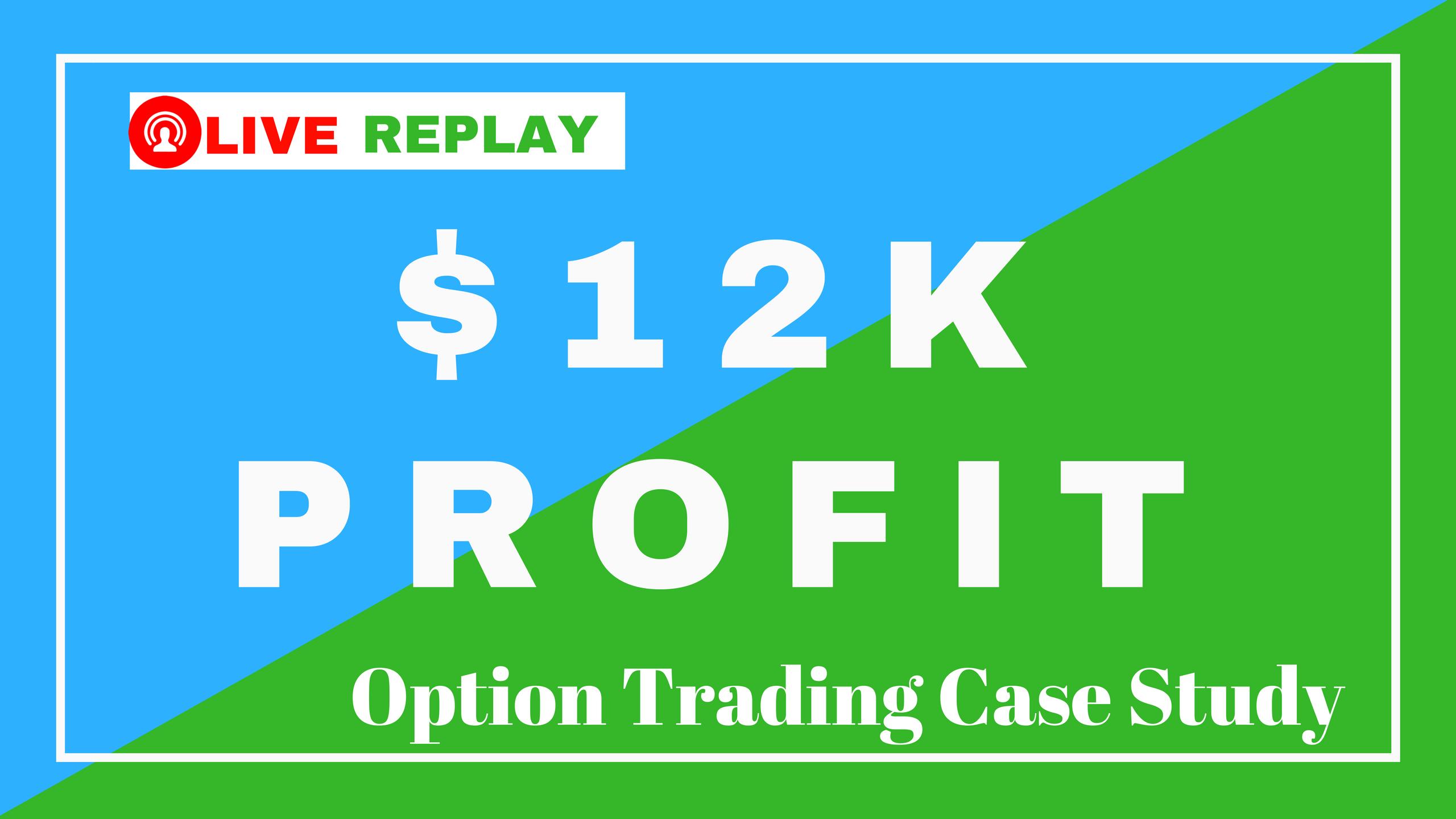 Option Trade Case Study: 19% Return in 7 Days on Visa