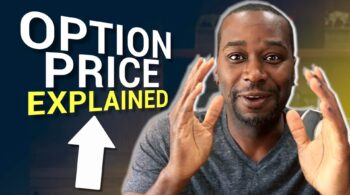 How to trade options with 350